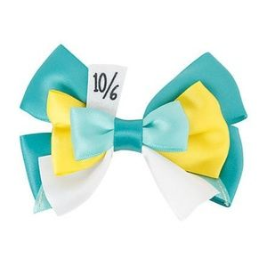 Mad Hatter Wonderland Disney Hot Topic Hair Bow